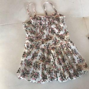 Floral dress/top, 13